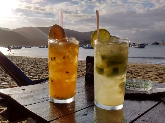 Cafe do Mar : Caipirinhas