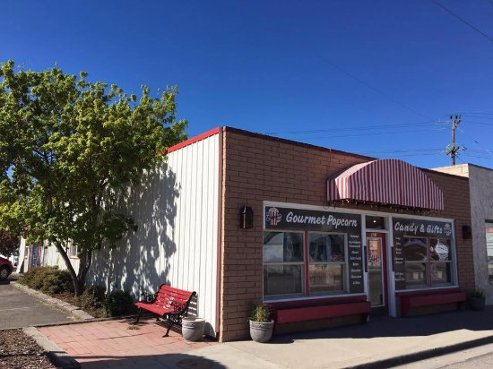 Pocatello, ID: Our cute little Popcorn Shop
