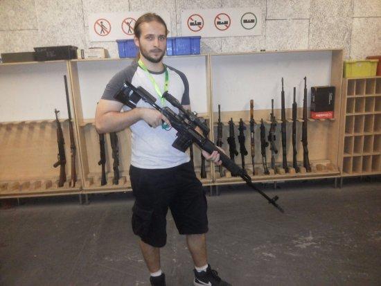 Celeritas Shooting Club: SV Dragunov