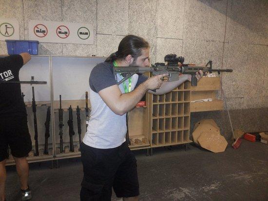 Celeritas Shooting Club: M4A1