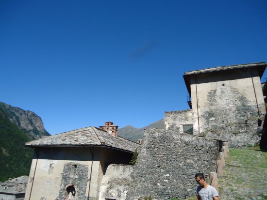 Forte di Fenestrelle: Veduta