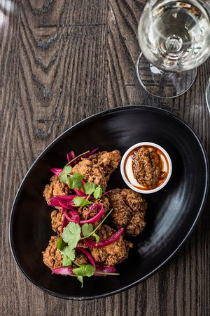 Town Tonic: fried chicken