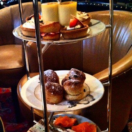 The Bloomsbury: Afternoon tea