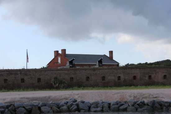 Fernandina Beach, FL: Fort Clinch.