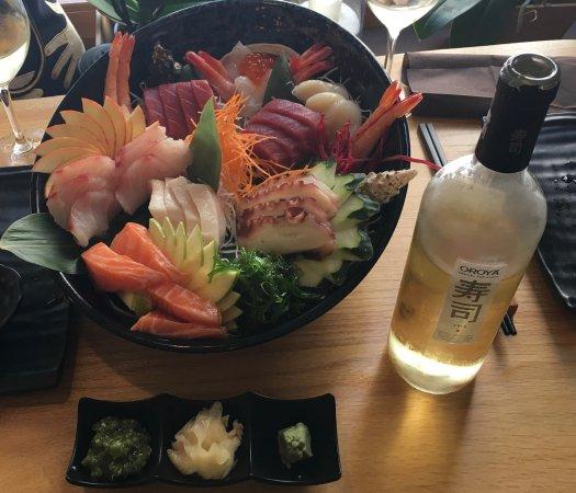 Nikkou: Sashimi