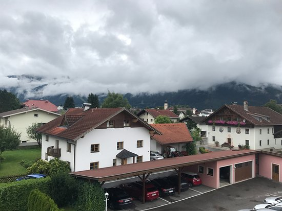 Breitenwang, Austria: View from Our Room