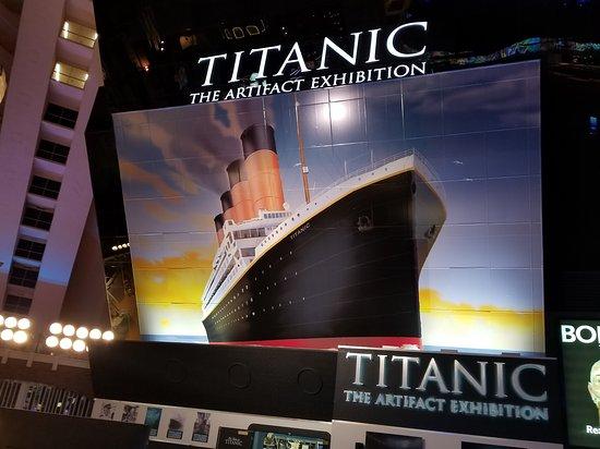Titanic: The Artifact Exhibition: 20170814_135417_large.jpg