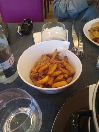 Un repas excellent