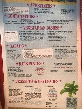 Mexican Restaurants In Guntersville Alabama