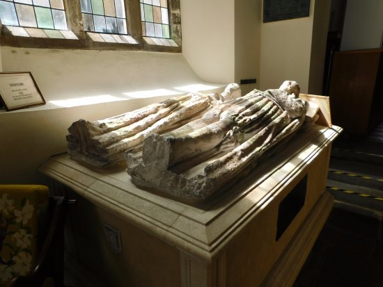 Monmouth, UK: Tomb of rlocal gentry