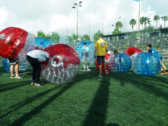 BubbleBall Tenerife