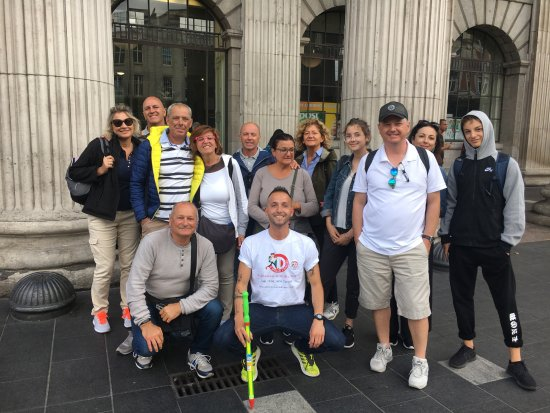 A Spasso a Dublino - Tour a piedi in italiano - Tour irlanda