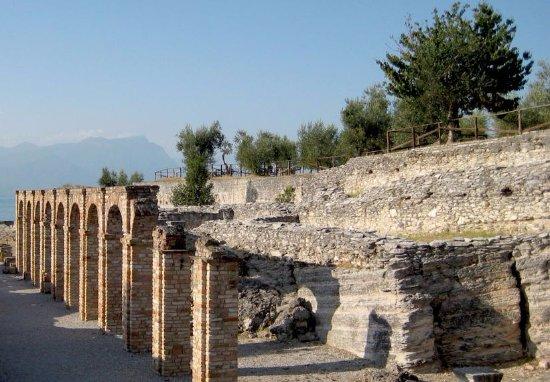 Sirmione, Italia: Il Corridoio