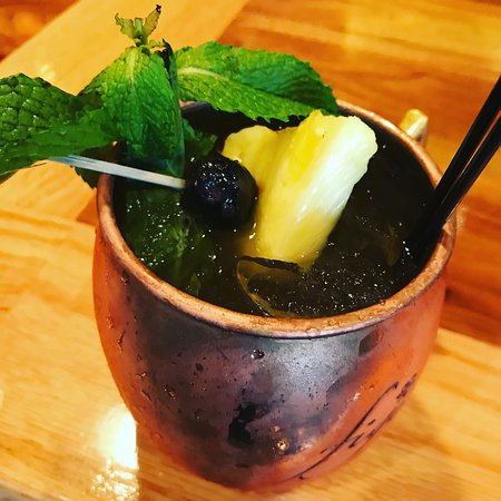 Highland Park, IL: Twisted Mule