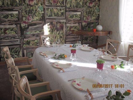 restaurant la gloire de mon p re dans saint omer avec cuisine fran aise. Black Bedroom Furniture Sets. Home Design Ideas