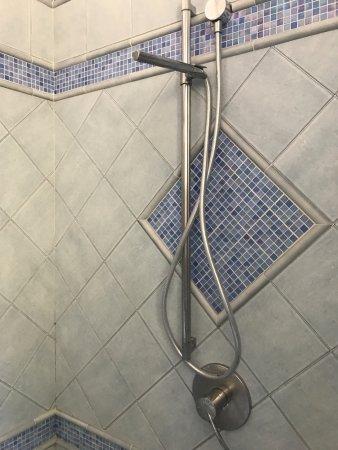 Hotel La Floridiana: il doccino