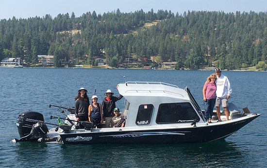 Bigfork, MT: A Able Fishing Charters and Tours