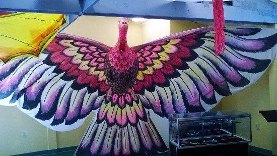 Long Beach, WA: Large Japanese kite
