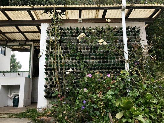 Black Sheep Inn Ecolodge: The shower