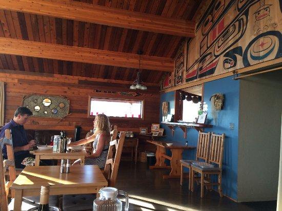 Soule Creek Lodge: Dining Room