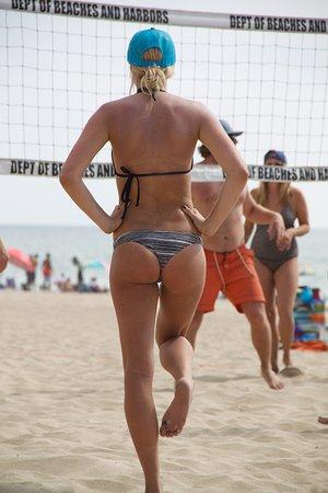 Manhattan Beach, Califórnia: Beach Bum Perfection