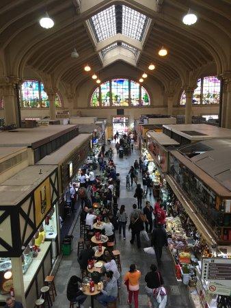 Municipal Market of Sao Paulo Photo