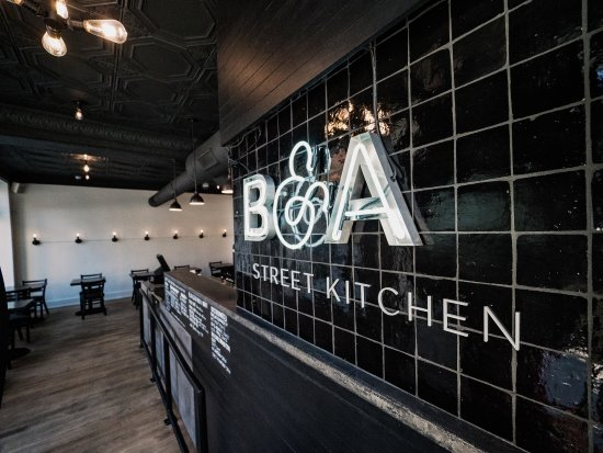 B A Street Kitchen Cincinnati Photos Restaurant Reviews