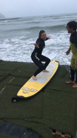 Escuela Pukana Surf: Surfing school pukana contactos 997654166  The best school in Lima