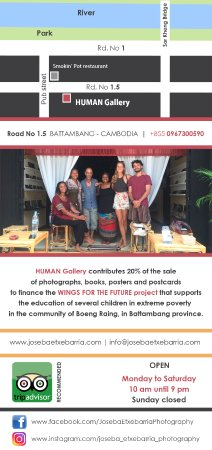 Battambang, Kambodja: Our flyers contain detailed information.