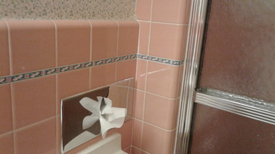 Hazleton, PA: Grout is perfect!