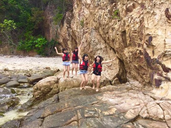 Kota Belud, Malezja: Pandan Island trip