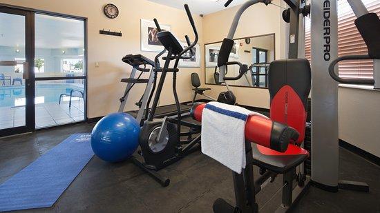 Borger, Teksas: Fitness Center