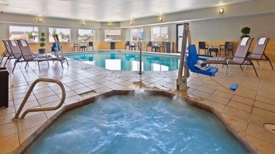 Borger, Teksas: Indoor Pool