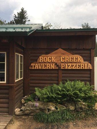 Allenspark, CO: Rock Creek Tavern & Pizzeria