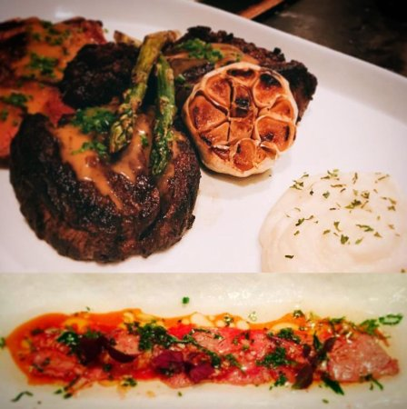 Fort Lee, NJ: What's that? I've got steak at Prime and Beyond