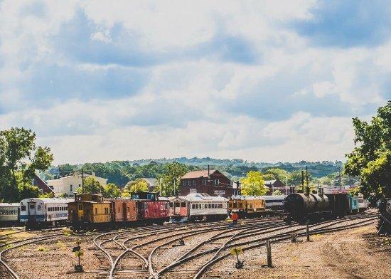 Danbury, CT: All aboard!