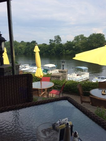 Schenectady, NY: Waters Edge Lighthouse Restaurant