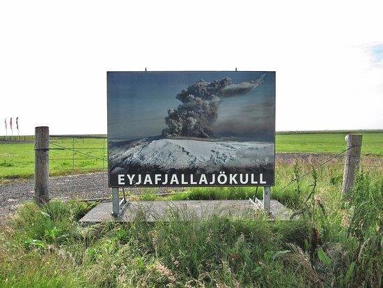 Hvolsvollur, Islandia: Story of a Volcanic Eruption