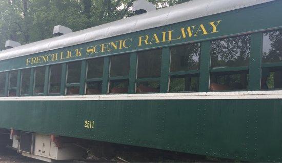 French Lick Scenic Railway : photo0.jpg