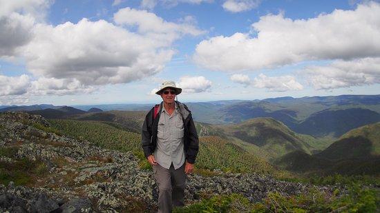 Parc National de la Gaspesie: Mont-Albert