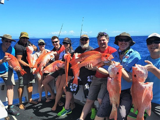 ‪Cairns Reef Fishing‬