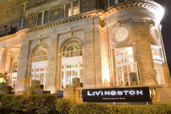 Livingston restaurant picture of the georgian terrace for The terrace hotel restaurant