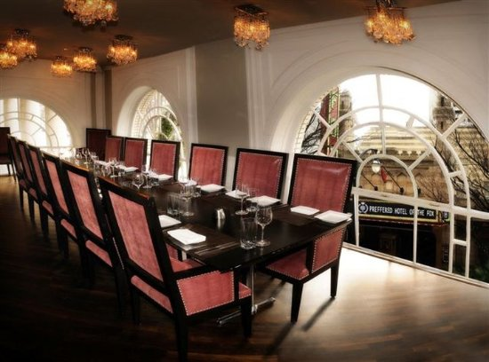 Private Dining Room Picture Of The Georgian Terrace Hotel Atlanta Simple Private Dining Room Atlanta