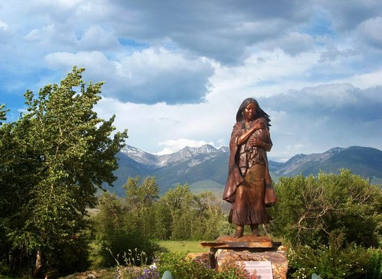 Sacajawea Interpretive, Cultural and Education Center