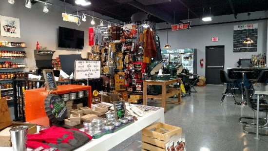 Saint Peters, MO: inside of store