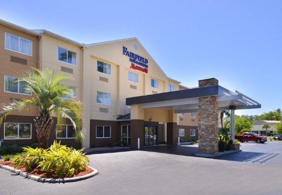 Orange Park, فلوريدا: Hotel Exterior / Porte Cochère