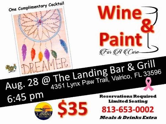 Valrico, Floride : The Landing Bar & Grill