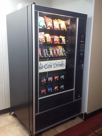 Sibley, IA: Vending Michine