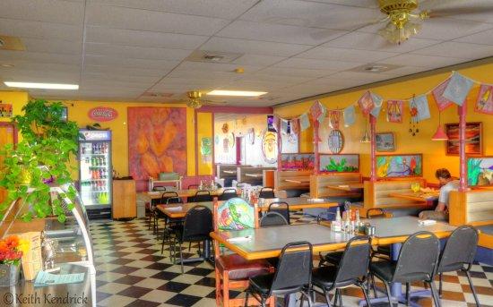 Nice Mexican restaurant in Cathlamet