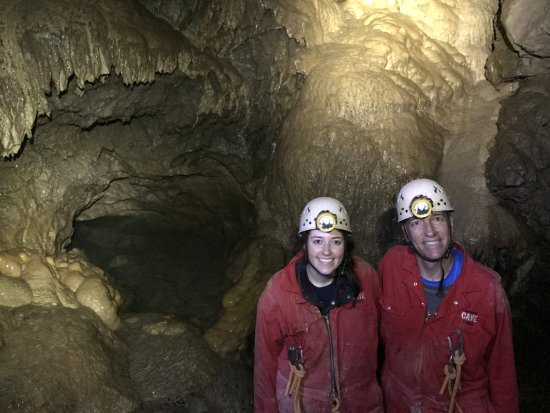 Canmore Cave Tours: an amazing, unique experience